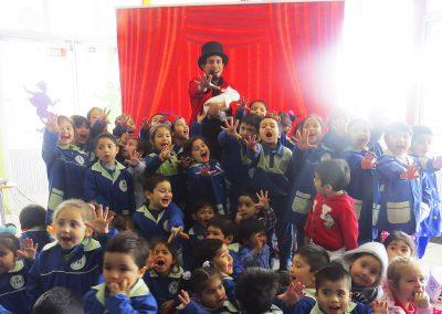 mago para colegios