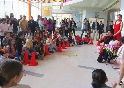 mago santino show de magia para colegios